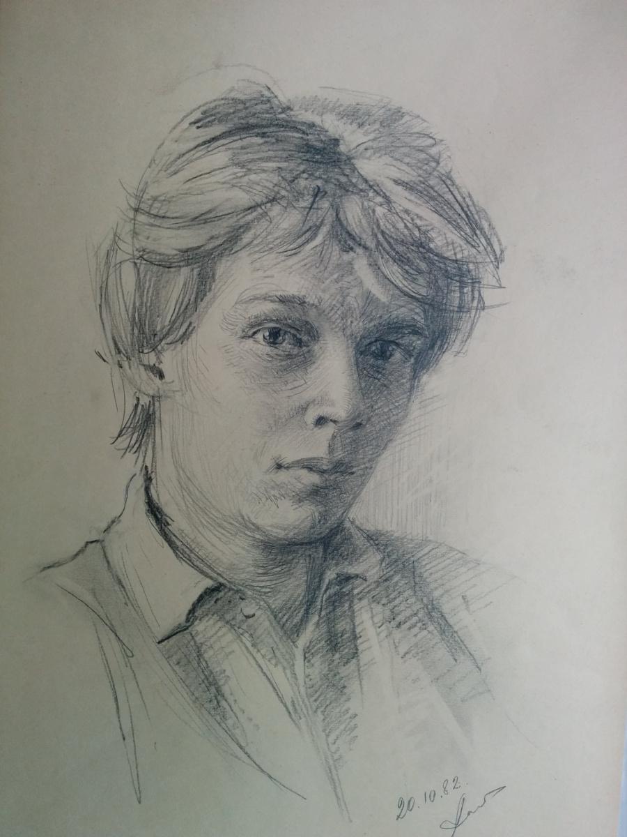 Аркадий Павлович Лаптев. Дмитрий