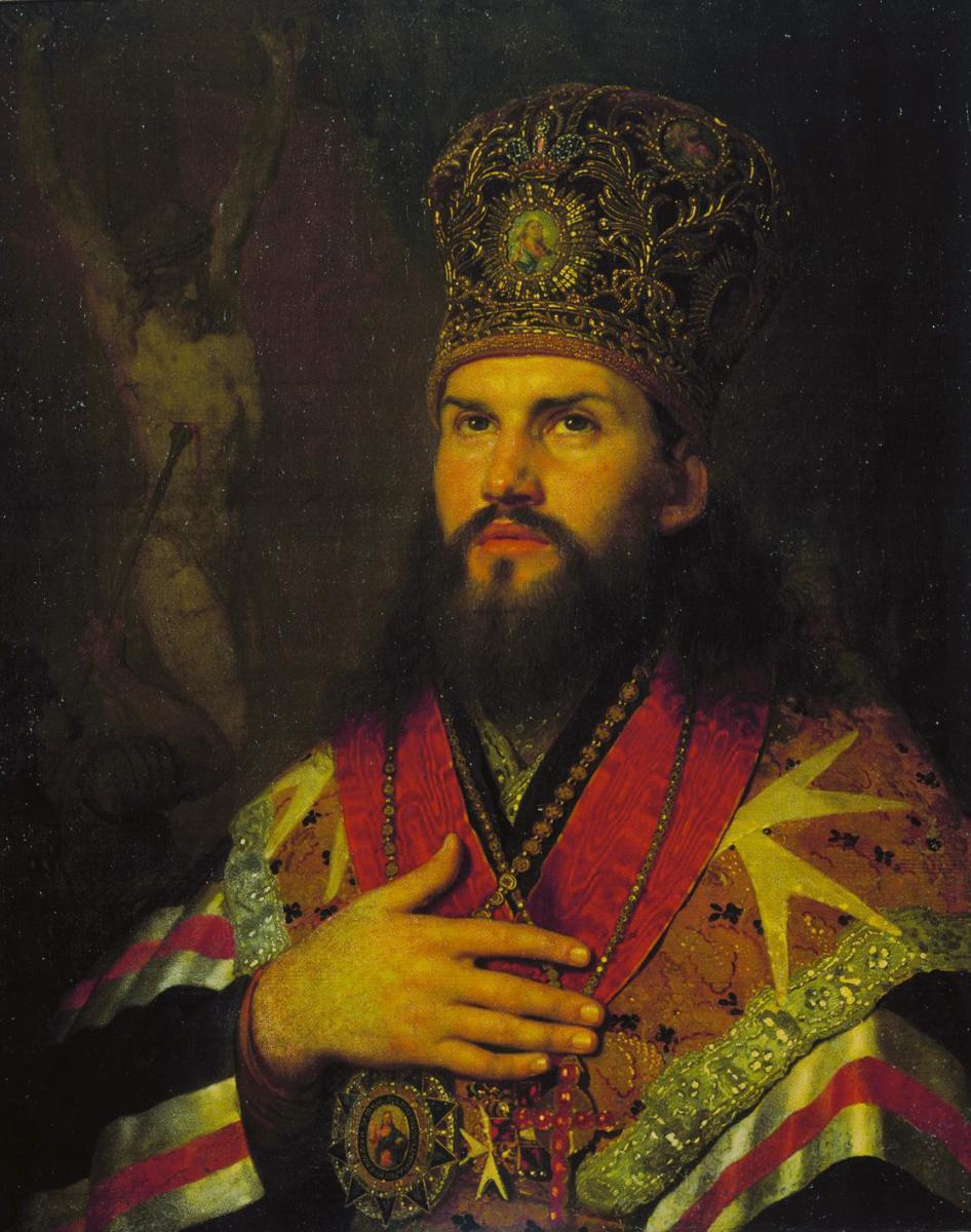 Владимир Лукич Боровиковский. Портрет Михаила Десницкого