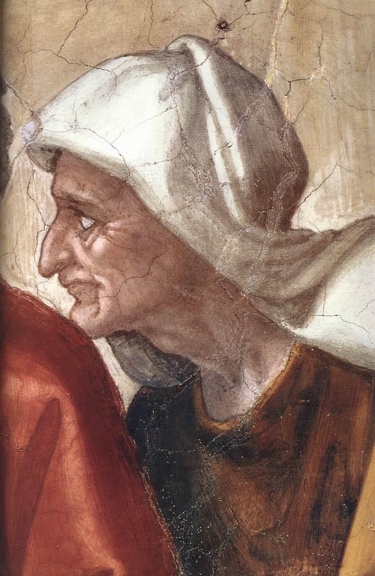 Микеланджело Буонарроти. Сюжет 1