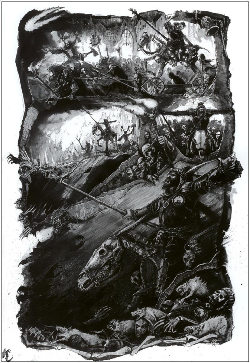 Мордхеим. Война