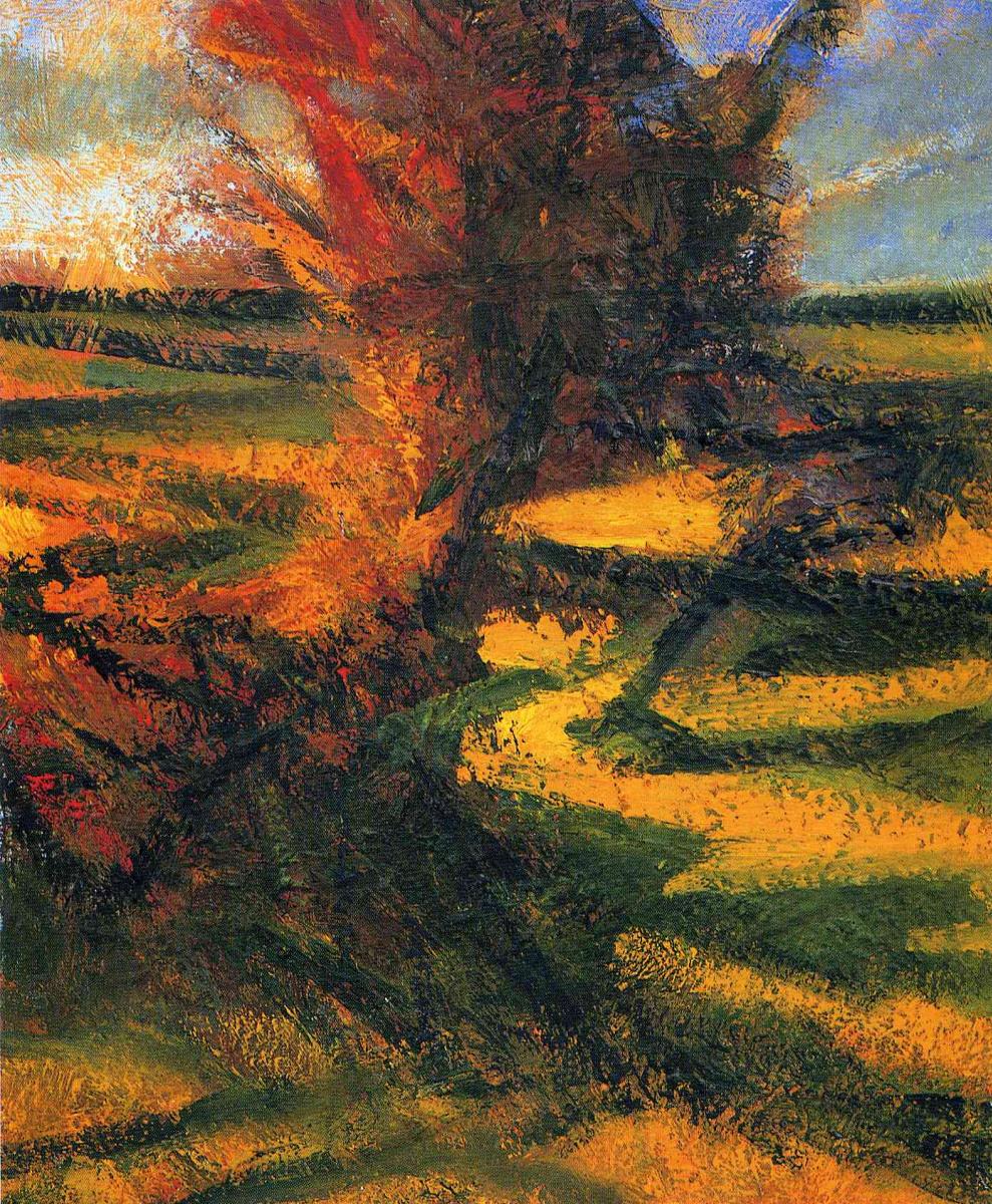 Билл Жаклин. Пейзаж