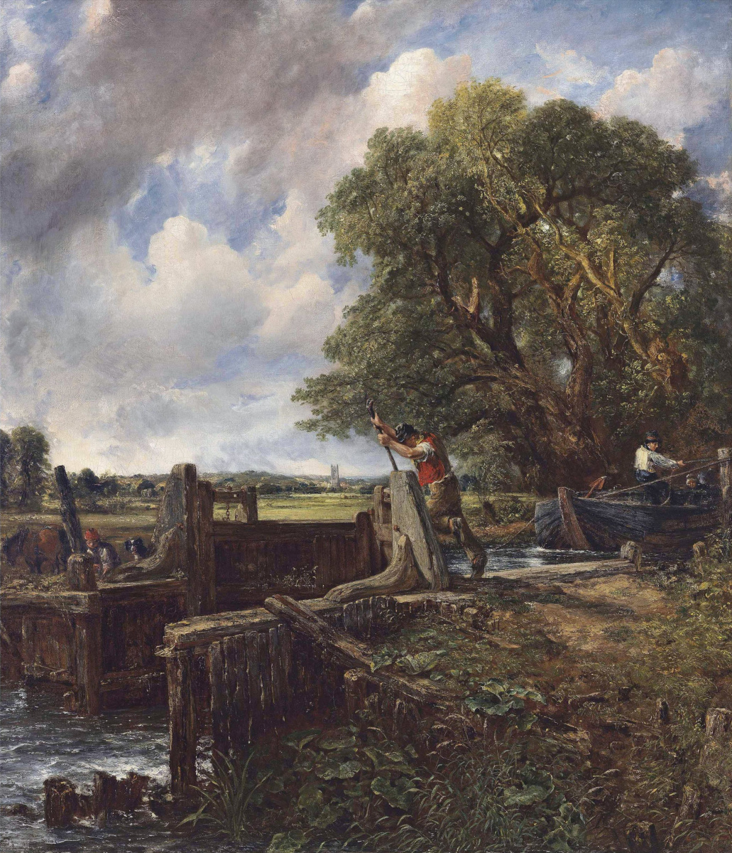 John Constable. Gateway