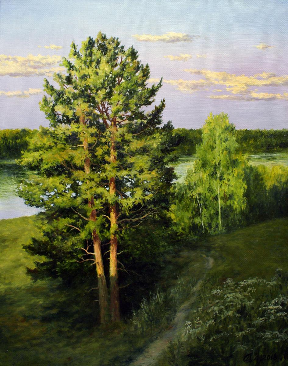 Сергей Владимирович Дорофеев. Warm evening