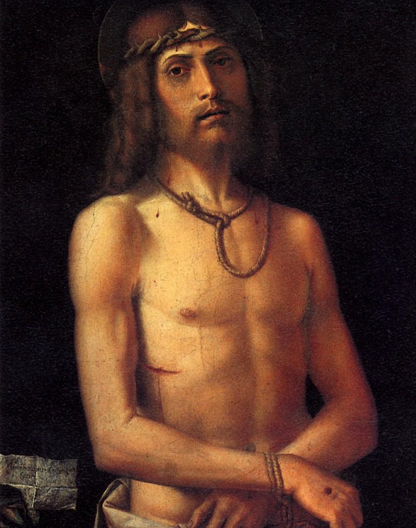 Бартоломео Монтанья. Христос