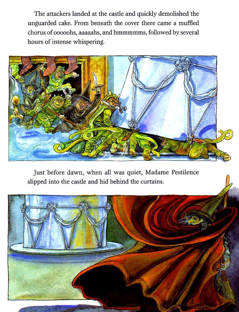 Стивен Келлог. Рождественская ведьма 5