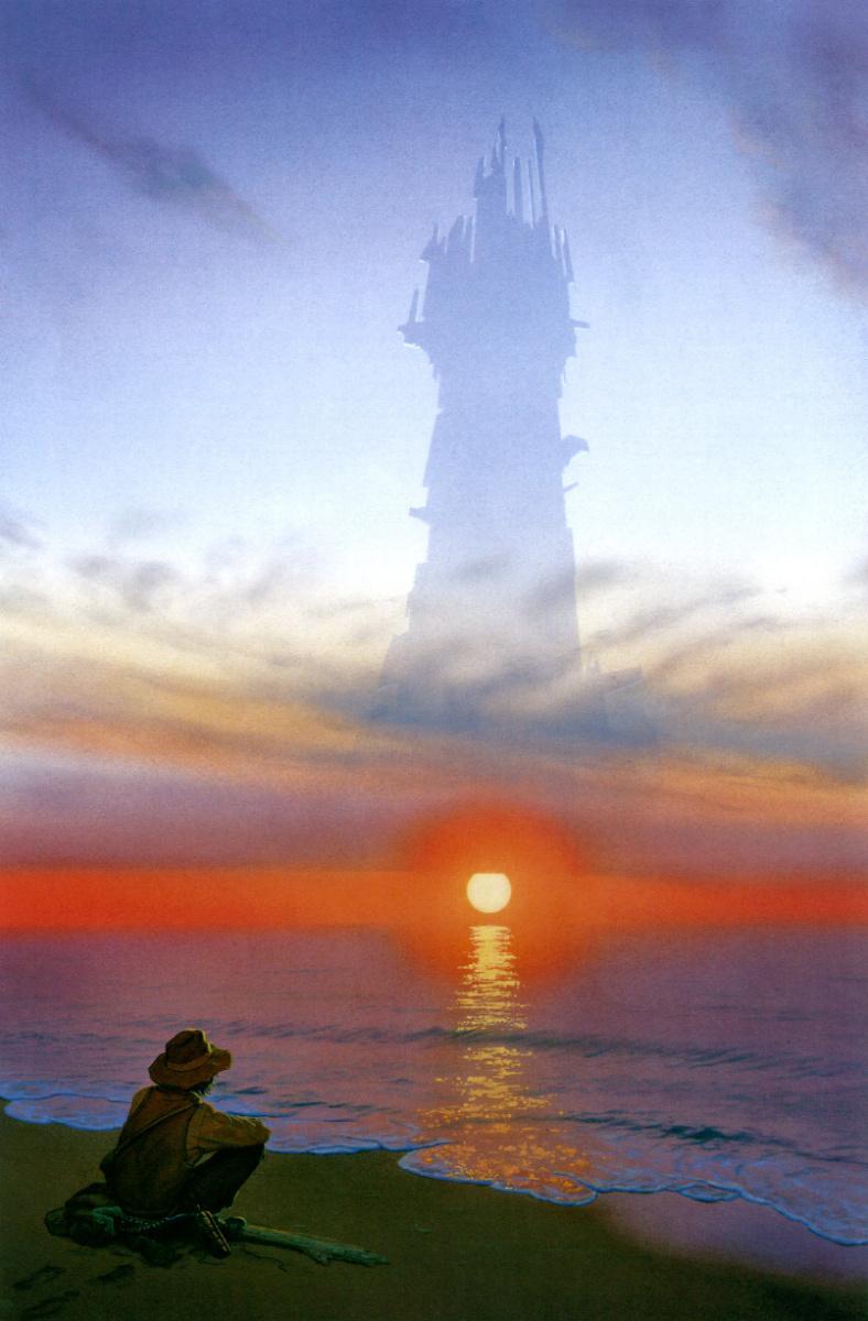 Майкл Уилан. Темная башня
