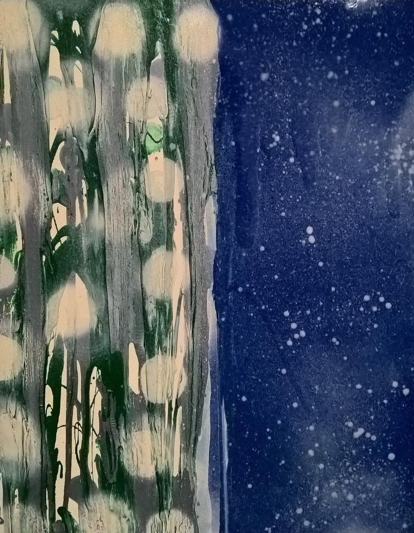 Алан Орешенков. Дерево и море
