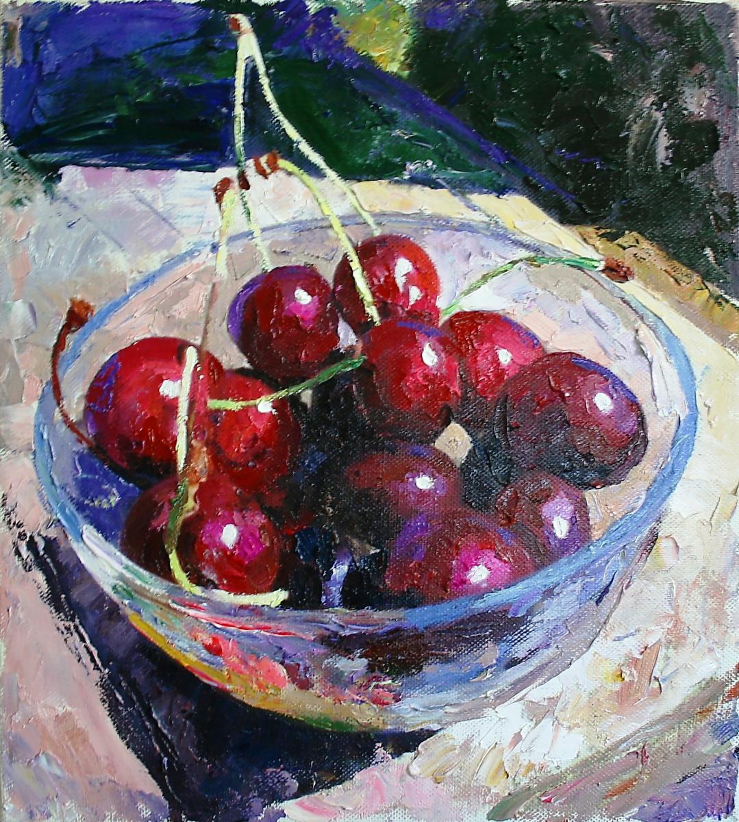 Михаил Рудник. Cherry 2
