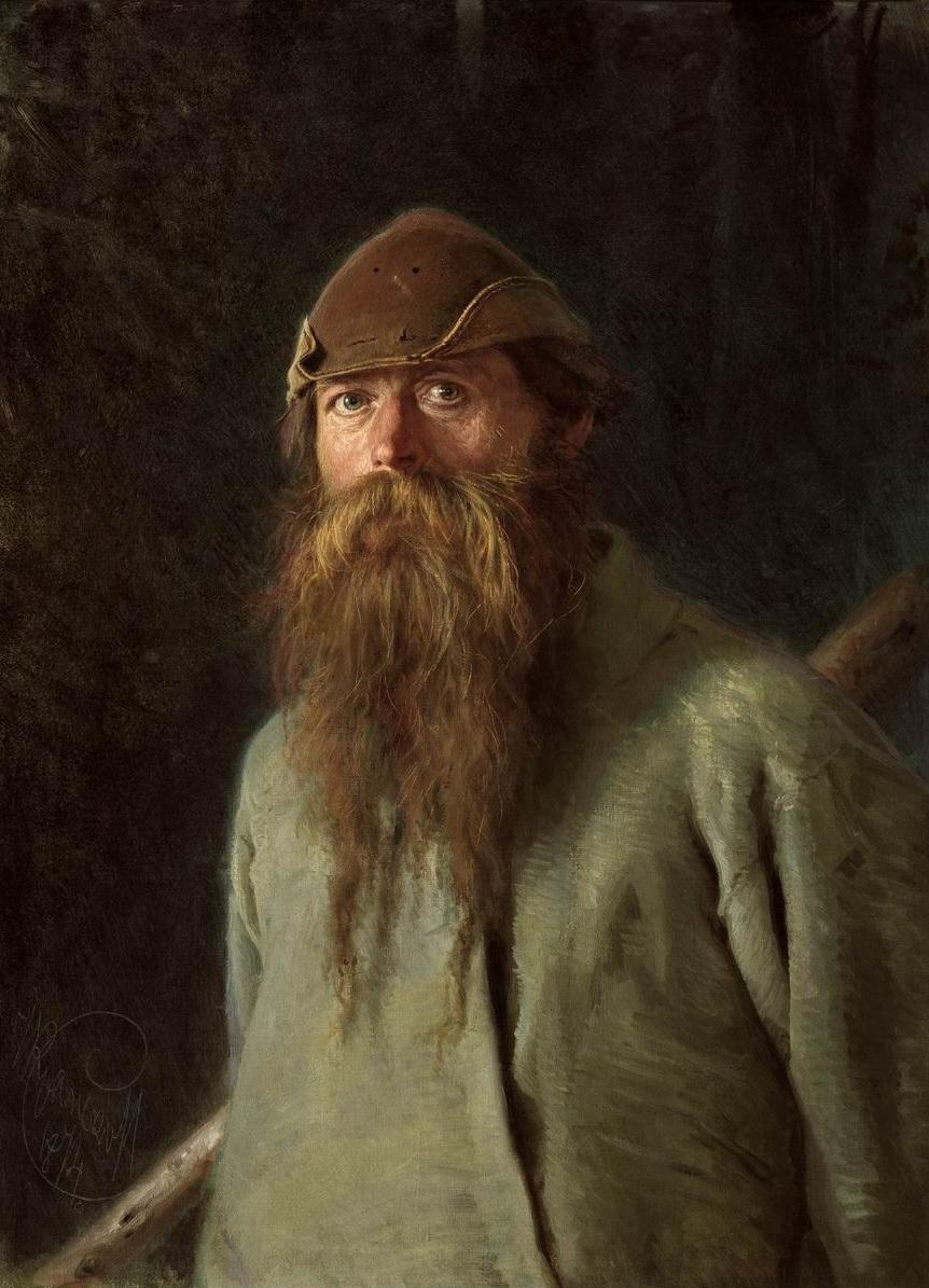 Иван Николаевич Крамской. Полесовщик