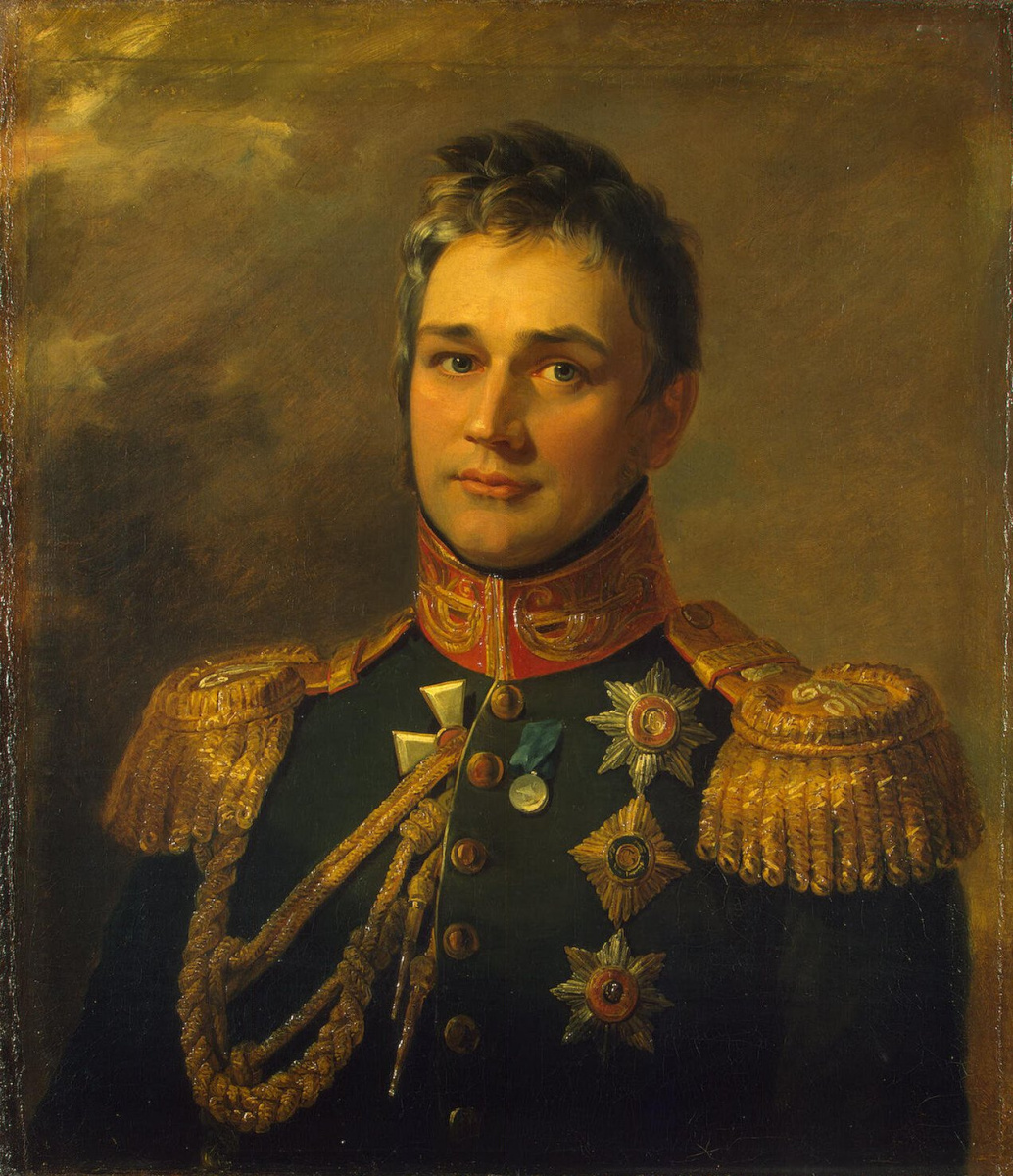 Джордж Доу. Портрет Михаила Семеновича Воронцова