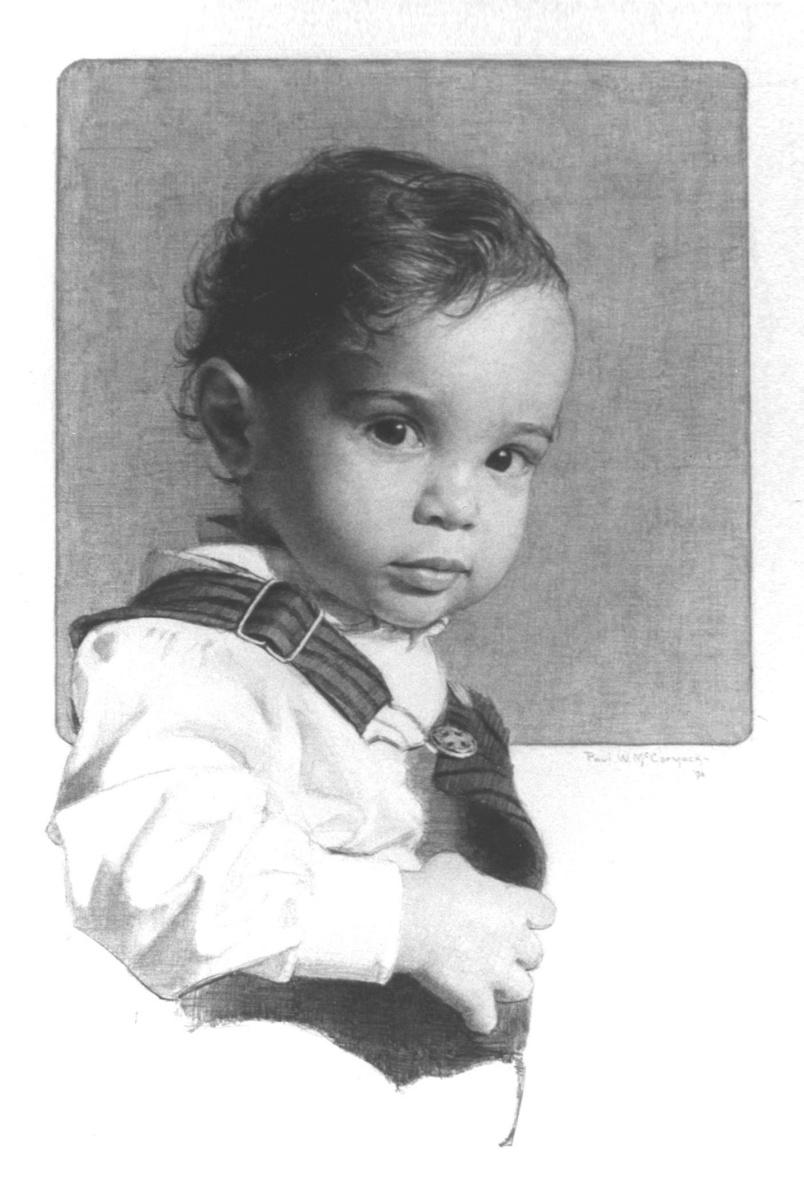 Пол Маккормак. Ребенок