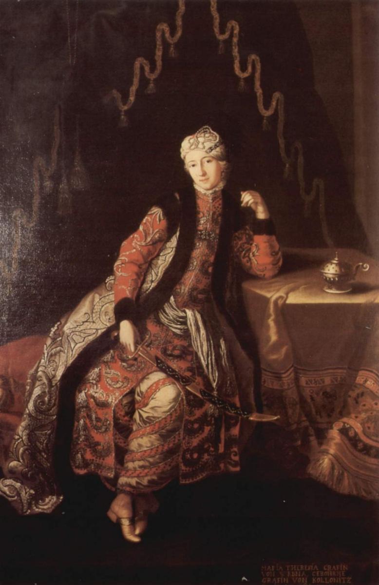 Никола де Ларжильер. Портрет ювелира и исследователя востока Жана-Батиста Таверне