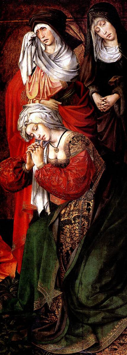 Котер Колин Де. Три Марии