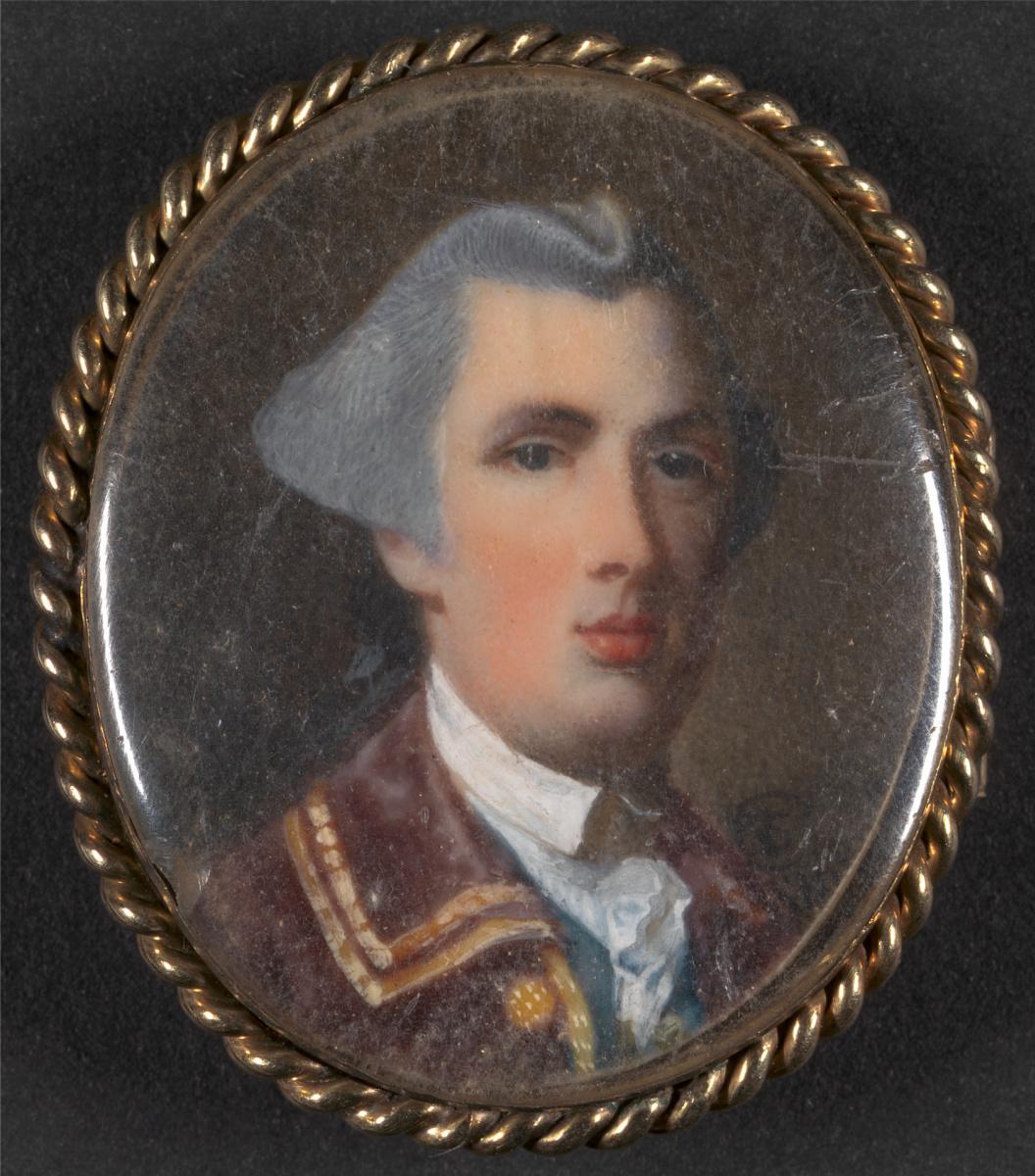 John Singleton Copley. Portrait of a young man