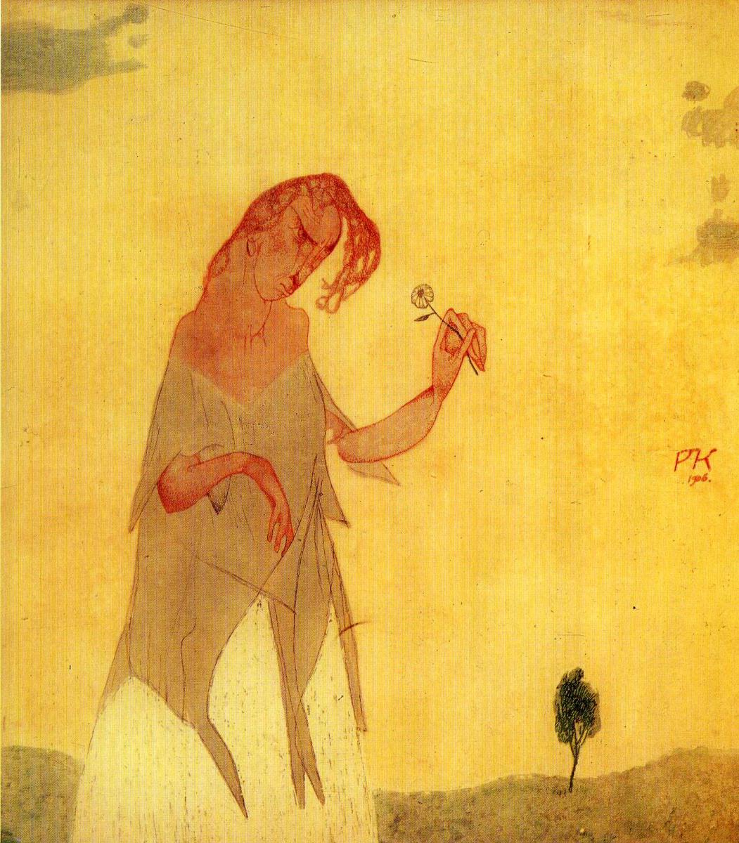 Paul Klee. Plot 21