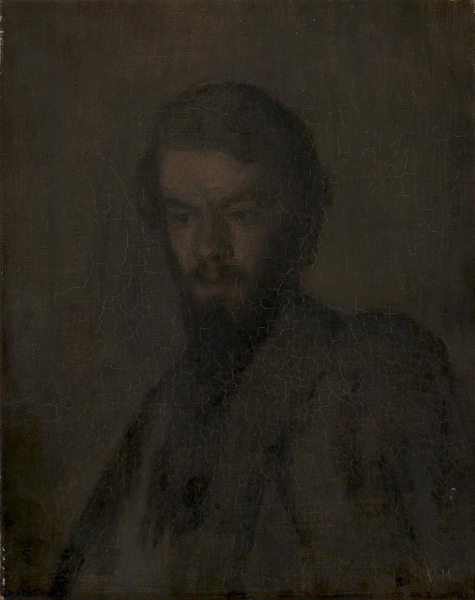 Вильгельм Хаммерсхёй. Генри Мэдсен