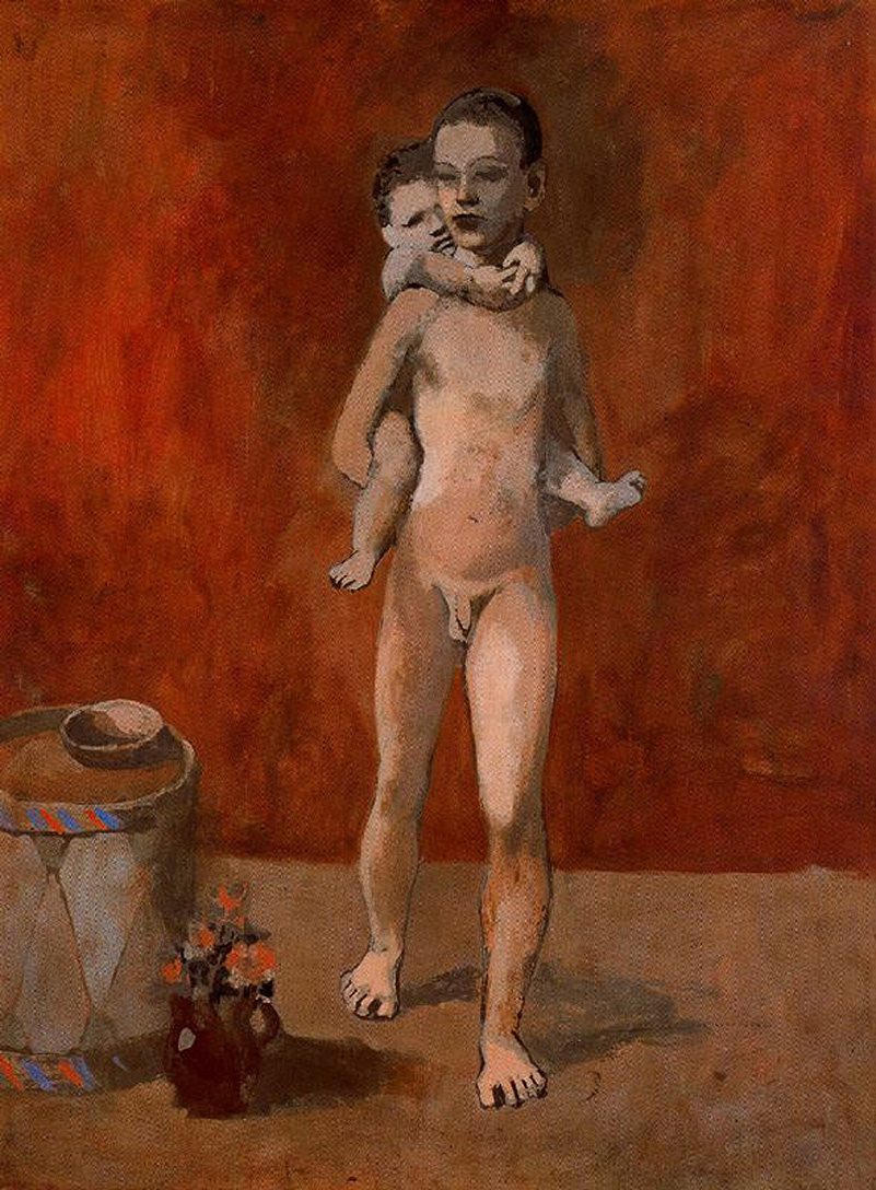 Пабло Пикассо. Два брата