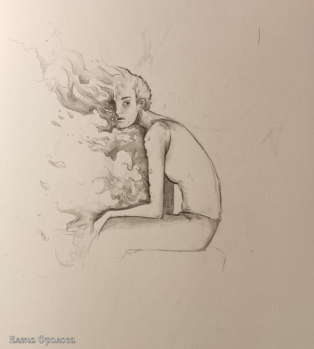 Elena Nikolaevna Frolova. Burnout