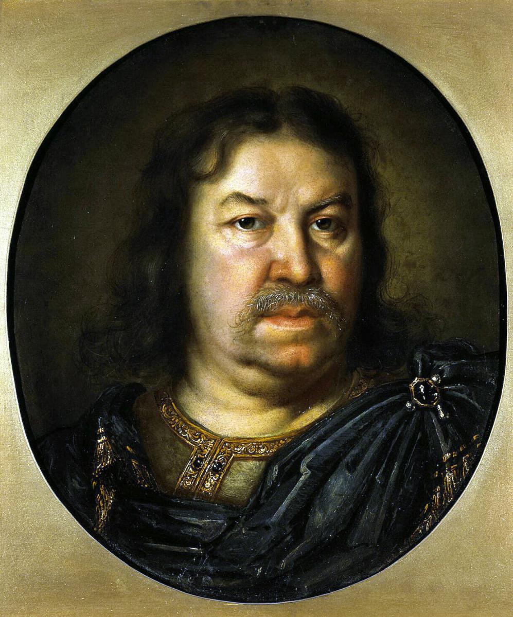 Шарль Лебрен. Портрет сенатора Долгорукого