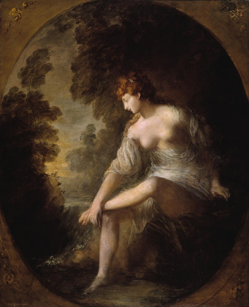 Thomas Gainsborough. Isidore