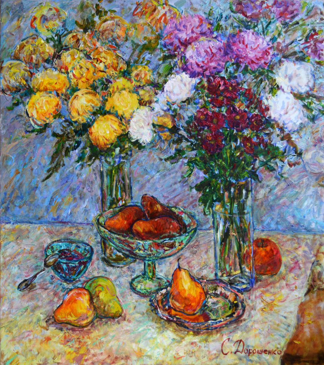"Svetlana Sergeevna Doroshenko. ""Festive table"""