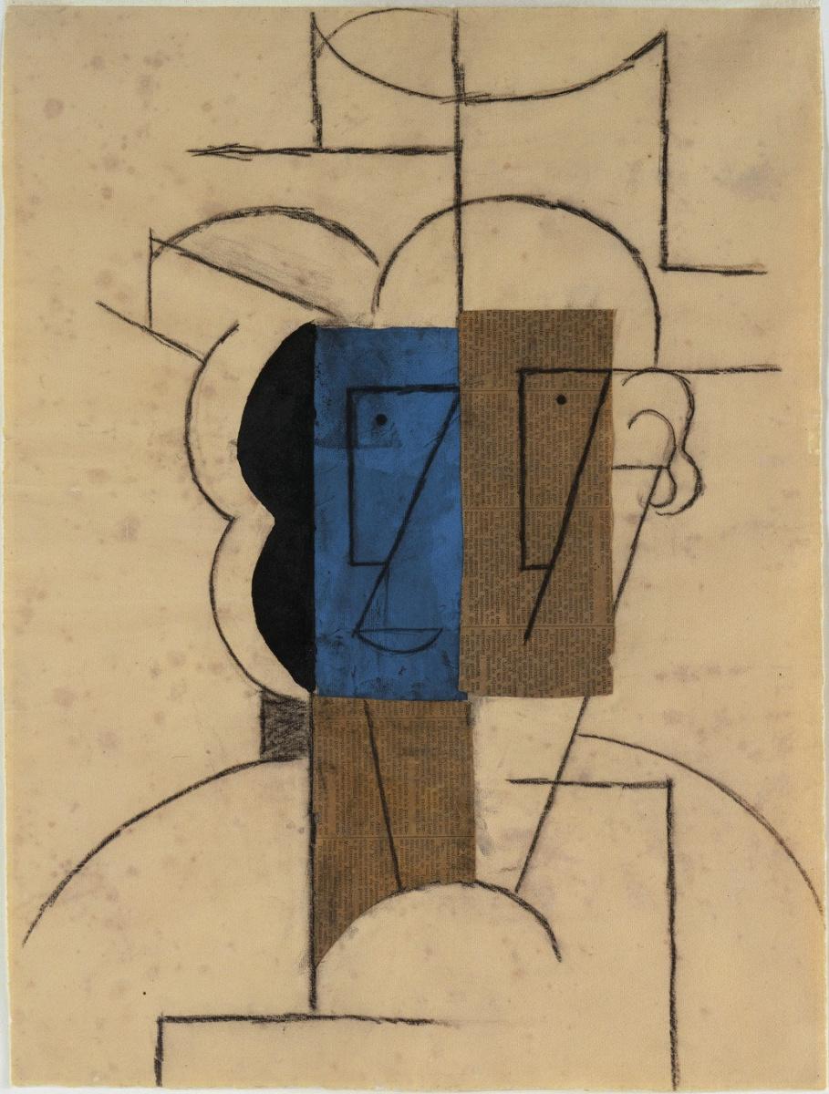 Пабло Пикассо. Человек в шляпе