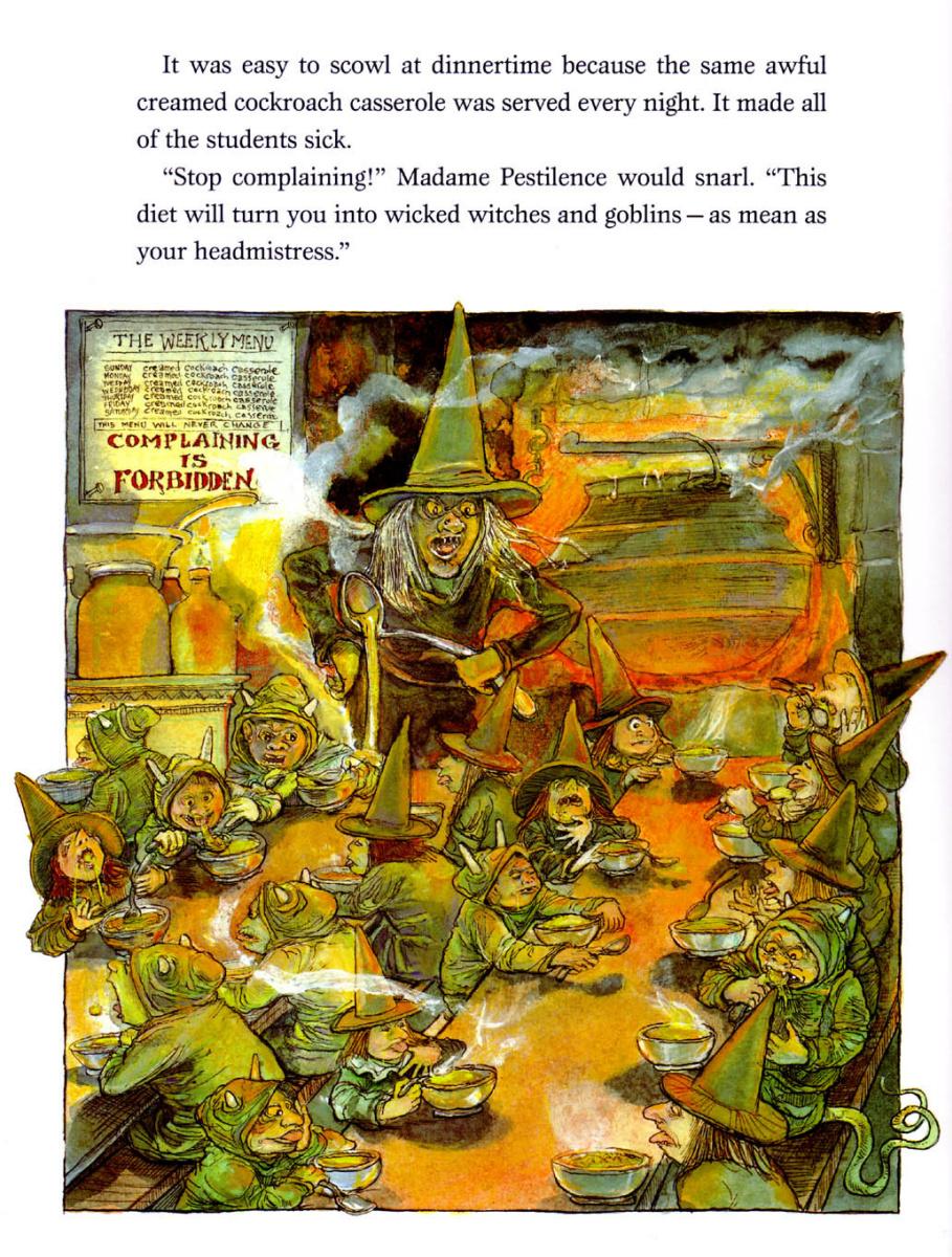 Стивен Келлог. Рождественская ведьма 17