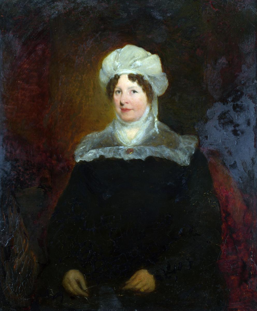 Уильям Боксал. Портрет женщины в возрасте около 45