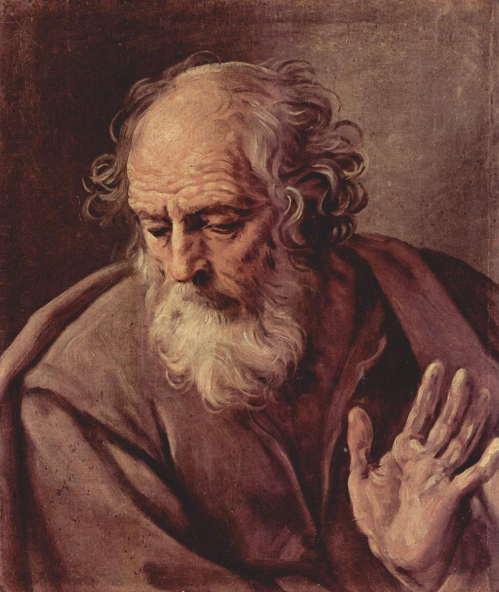 Гвидо Рени. Св. Иосиф