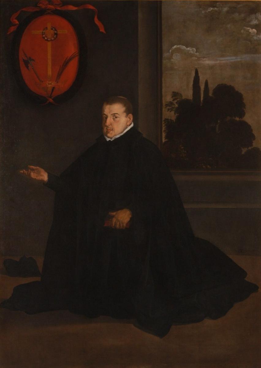 Диего Веласкес. Портрет дона Кристобаля Суареса де Риберы