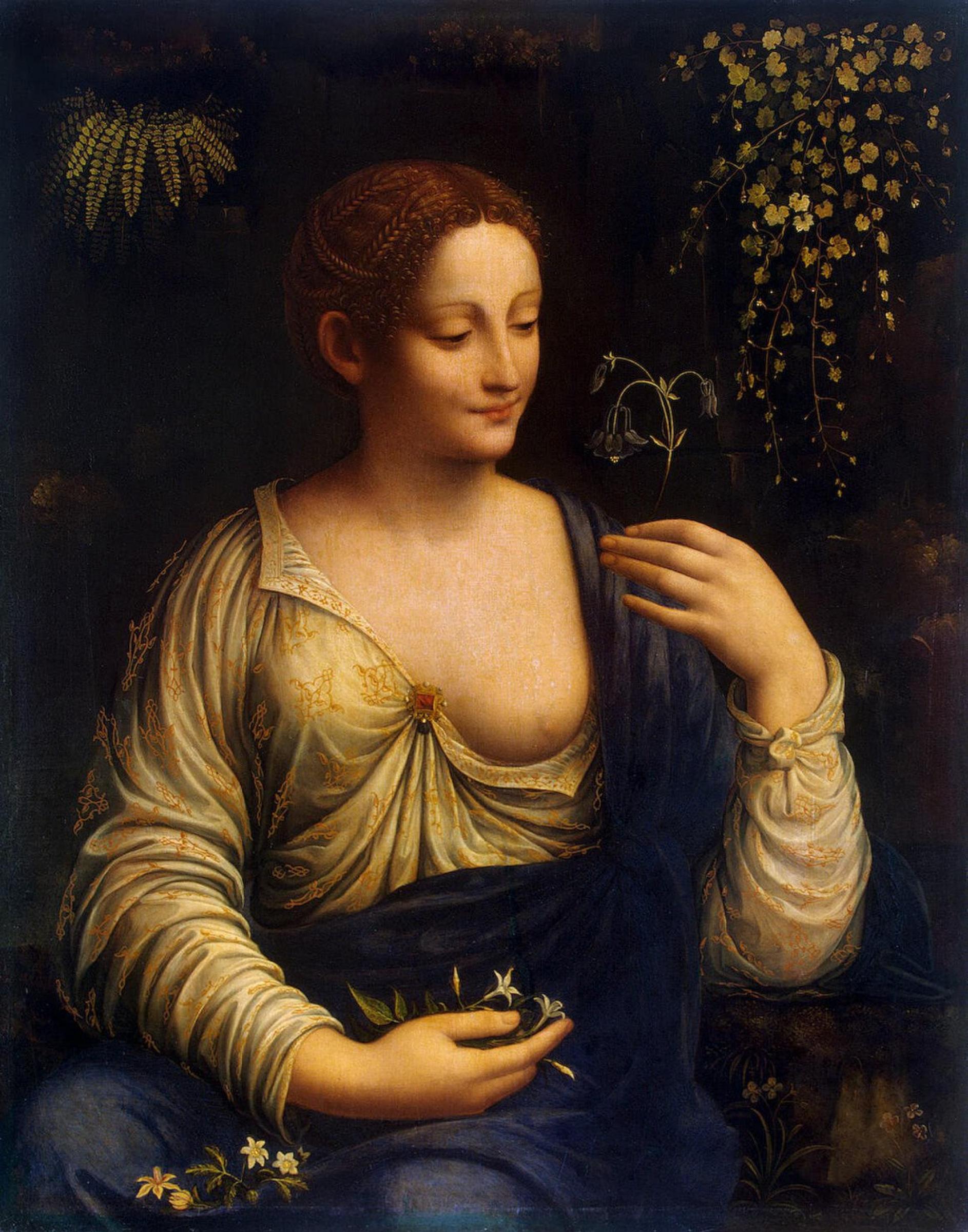 Франческо Мельци. Флора