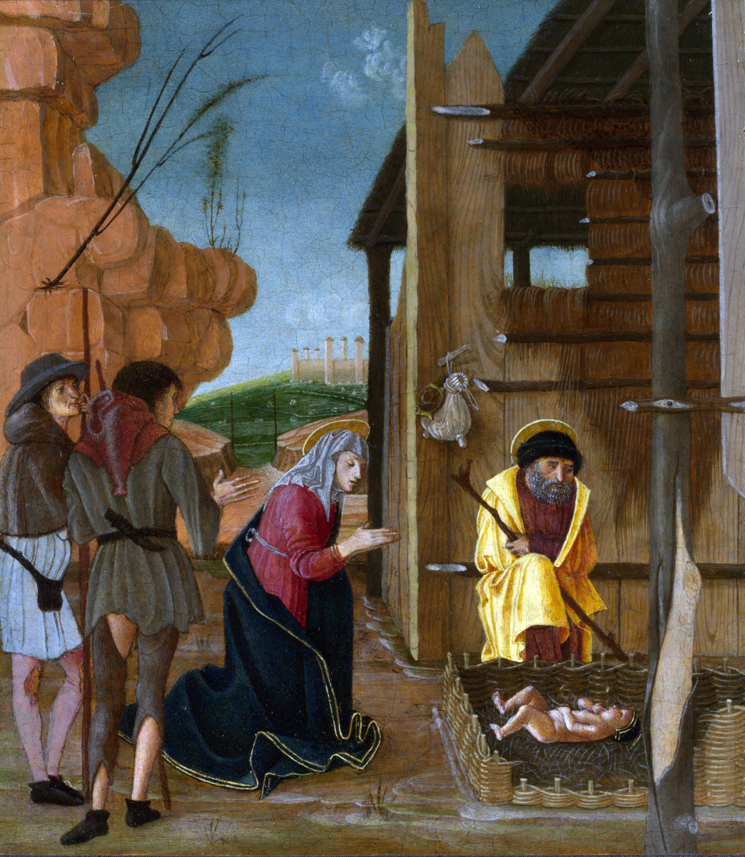 Бутинон Бернардино. Поклонение пастухов