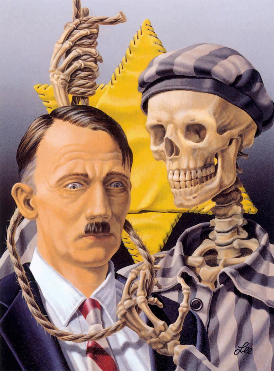 Терри Ли. Скелет