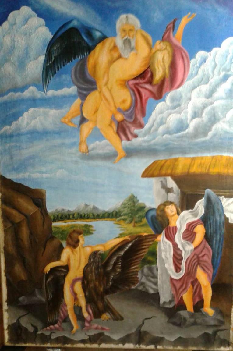 Victor Vladimirovich Weaver. Angels