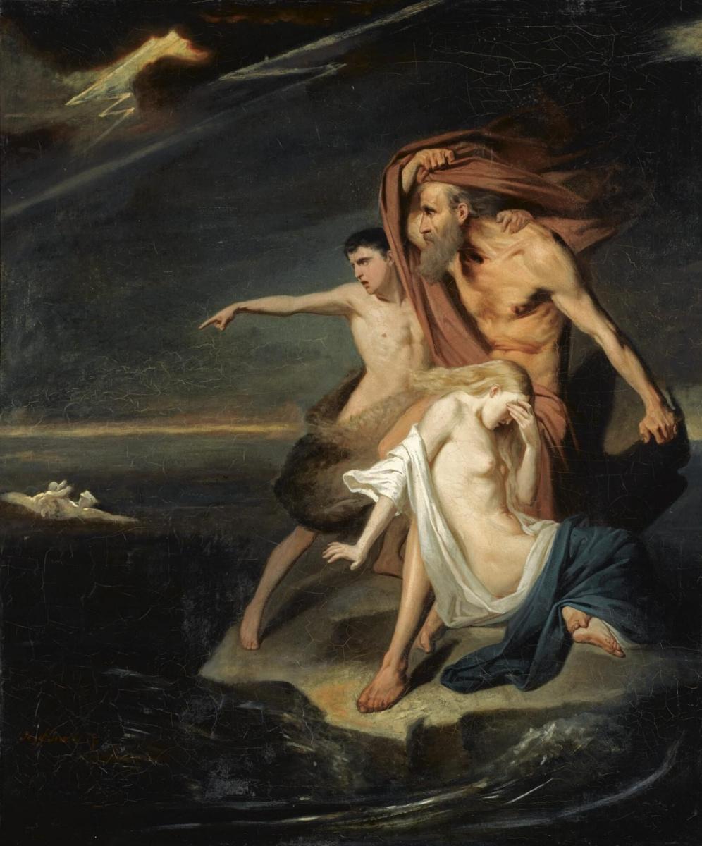 Joseph Israel. Global flood