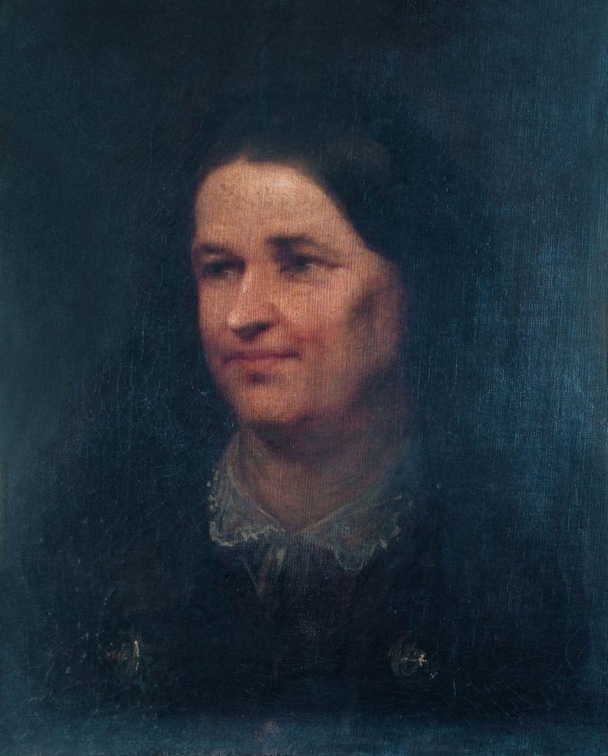 Михай Либ Мункачи. Портрет госпожи Янош Видовски