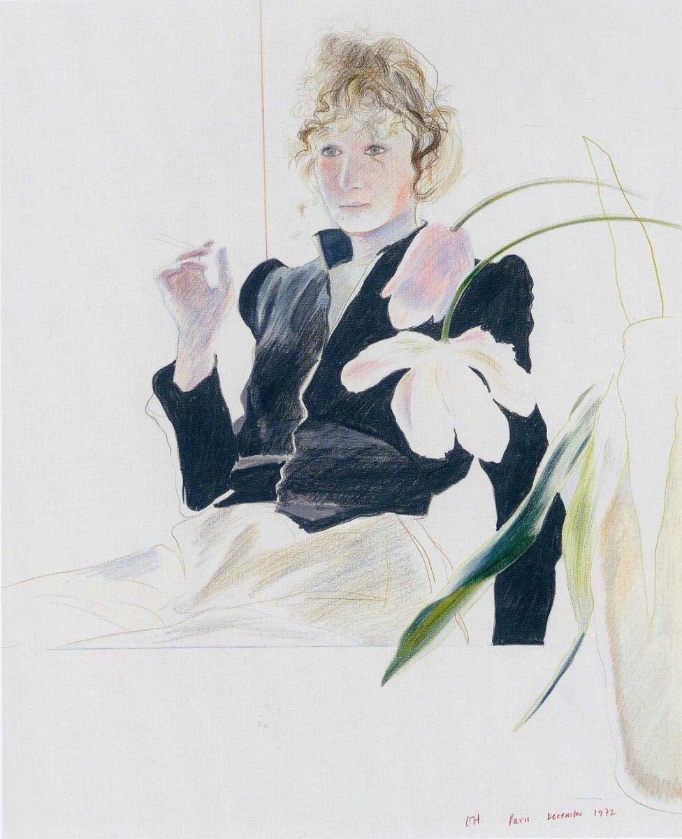 Дэвид Хокни. Портрет 13