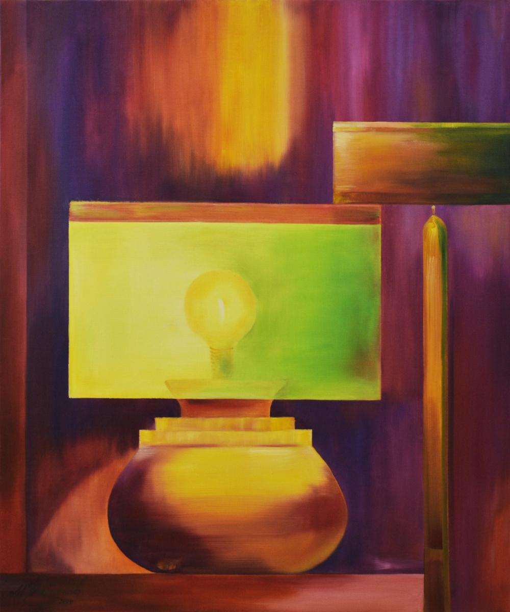 Marina Venediktova. LIGHT AND STONE - original oil painting