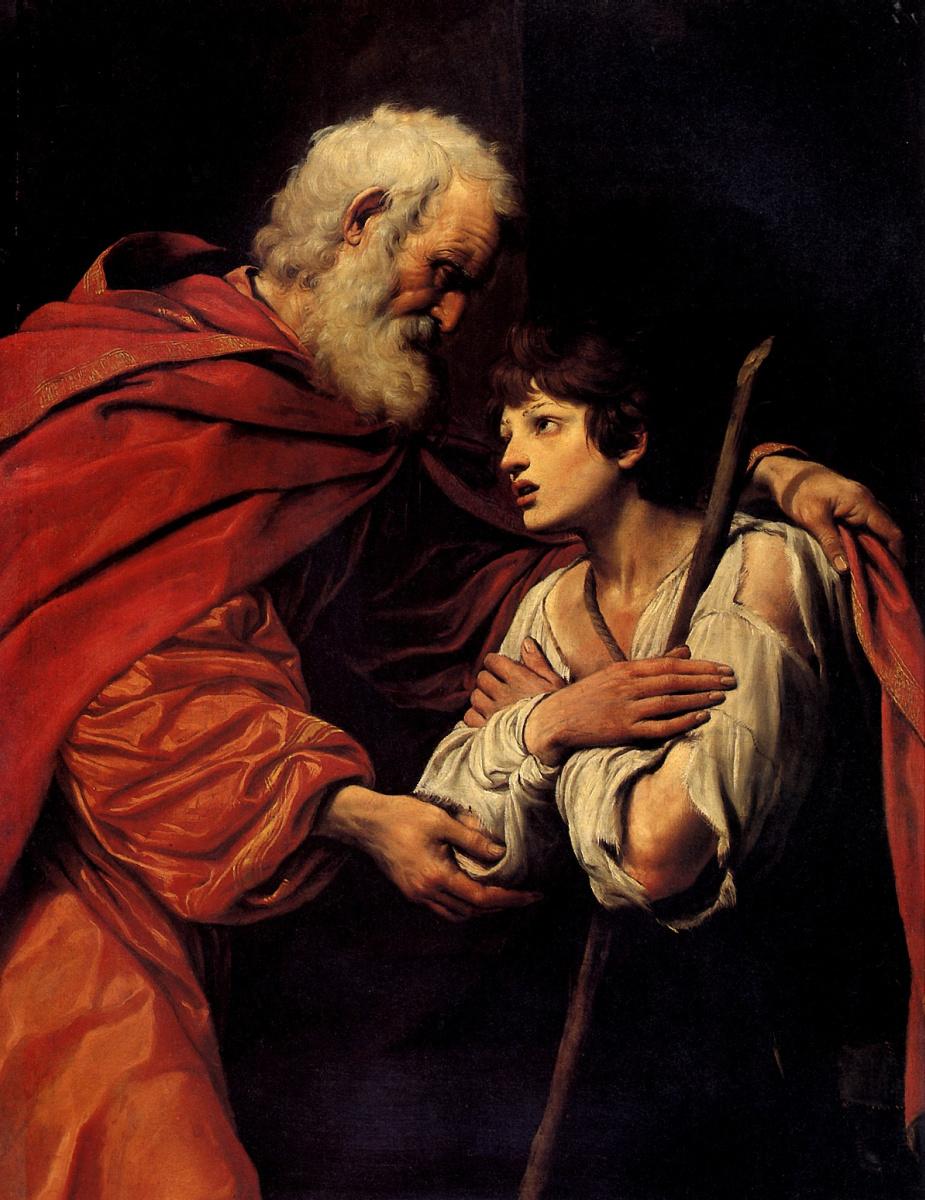 Лионелло Спада. Возвращение блудного сына