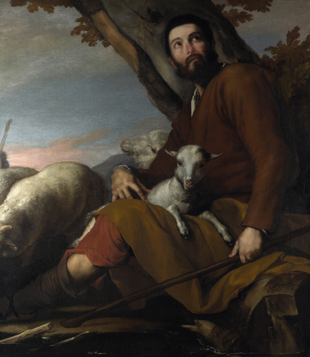 Хосе де Рибера. Иаков
