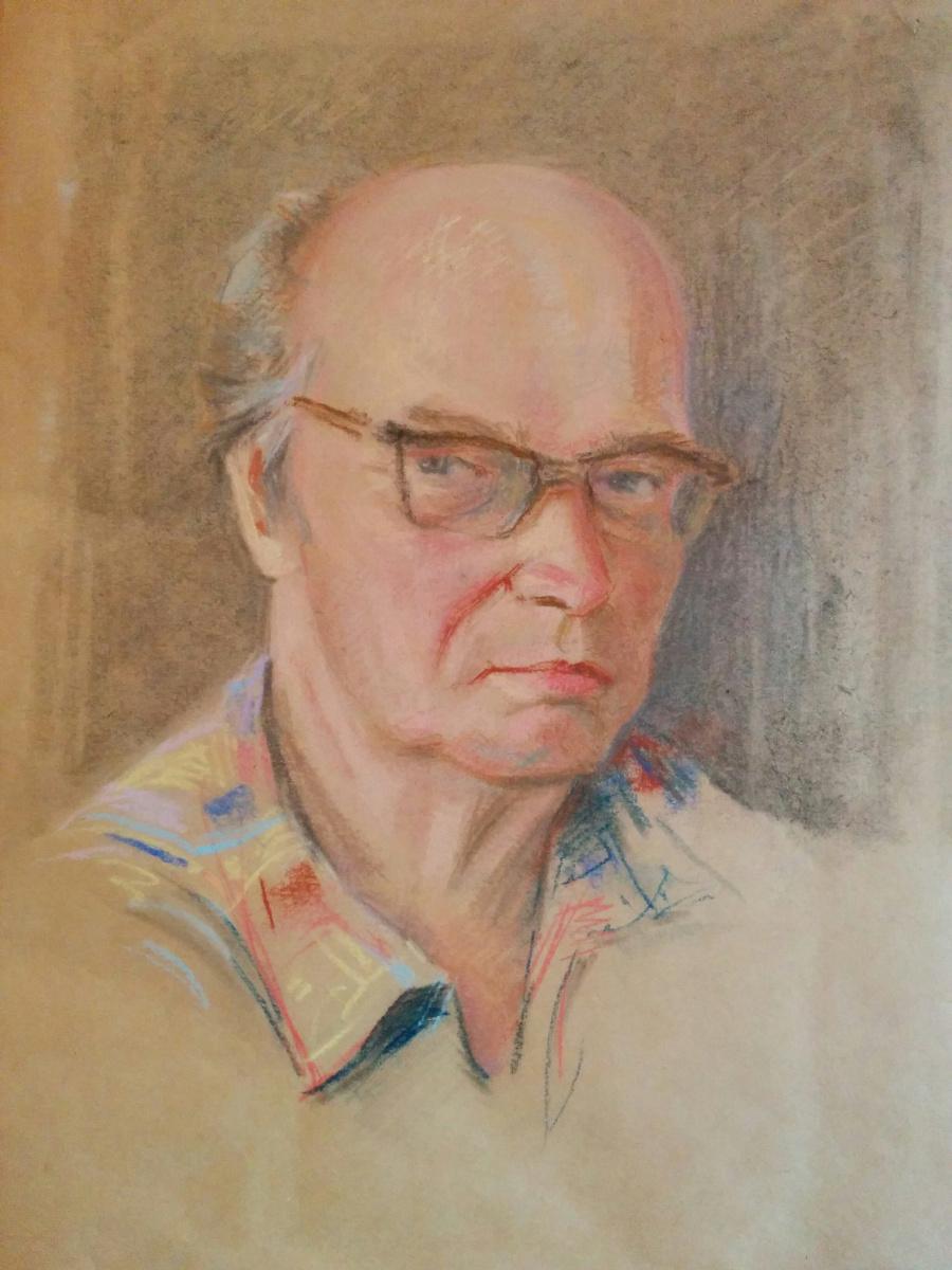 Аркадий Павлович Лаптев. Аркадий