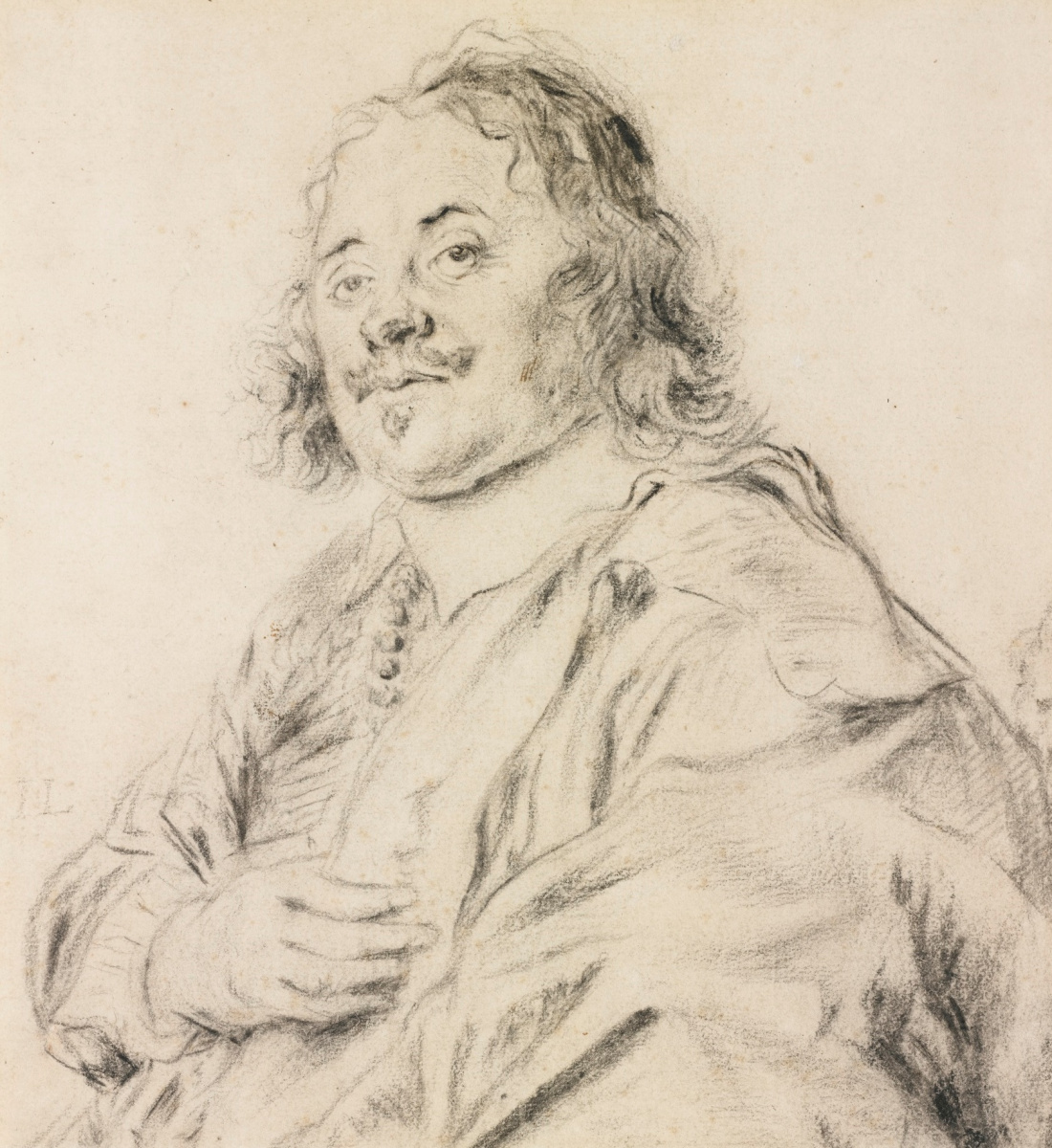 Ян Ливенс. Портрет дворянина