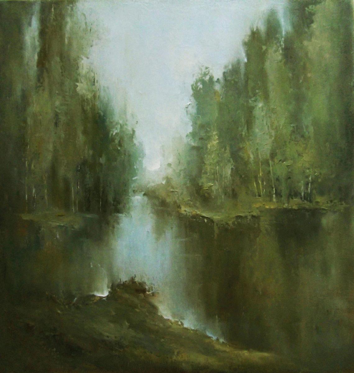 Elena Yudina. Silent Creek