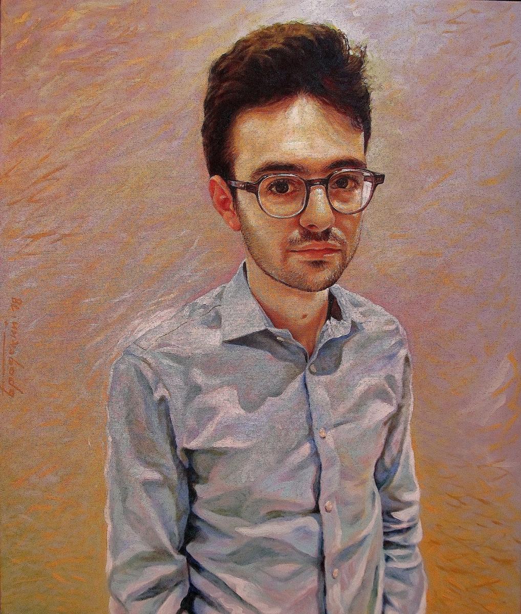David Shikovich Brodsky. Wunderman