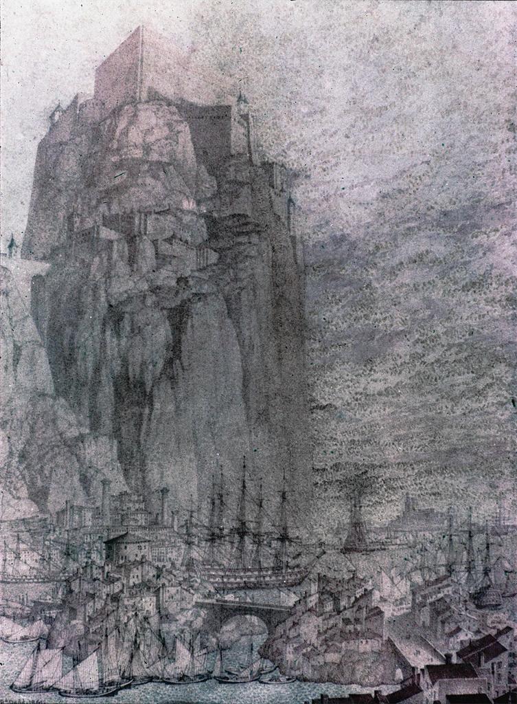 Ричард Дадд. Port Strejlin