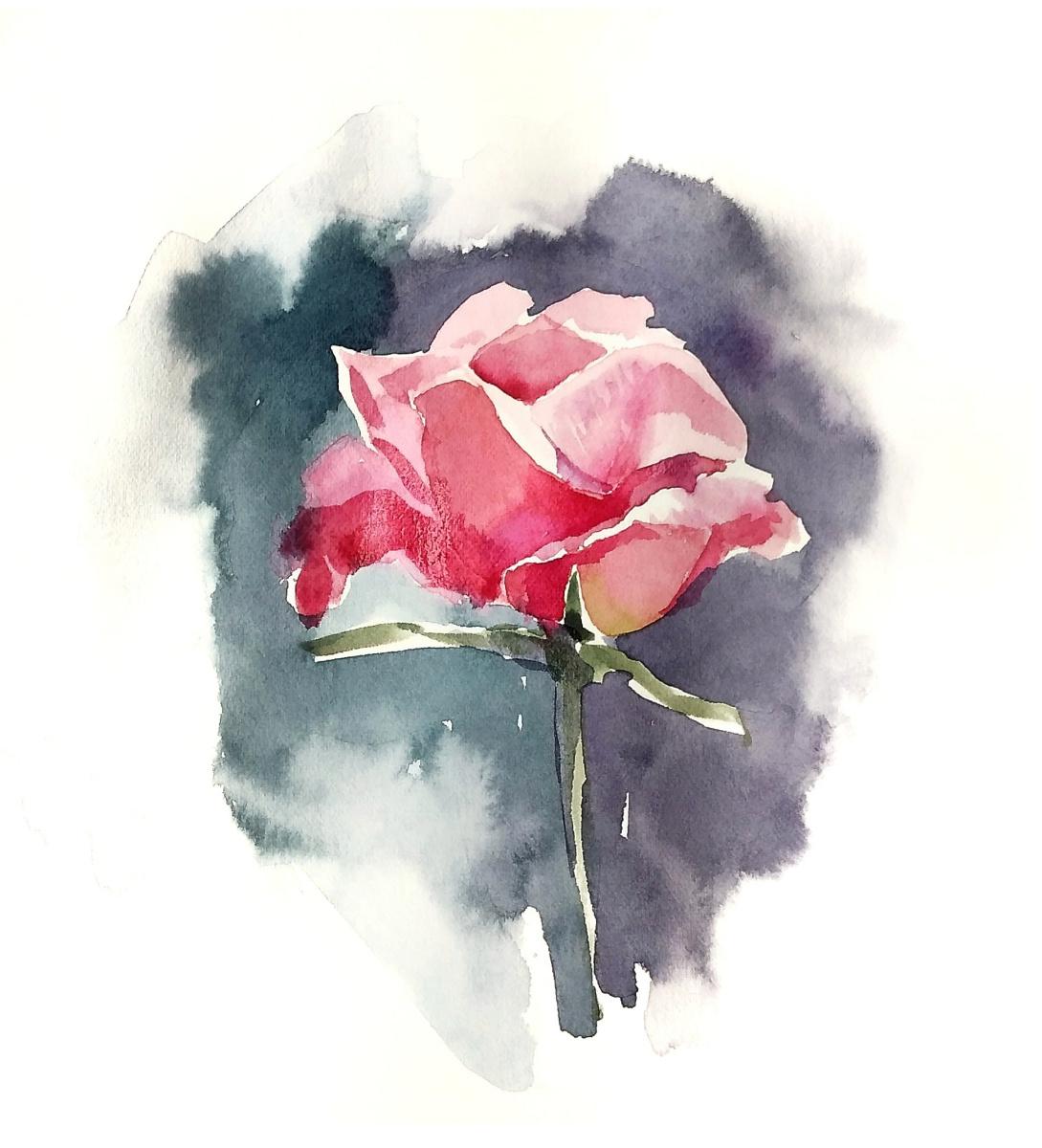 Анастасия Плетнякова. Роза