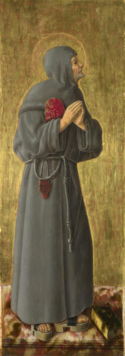 Скьявоне Джорджио. Санкт-Бернардино