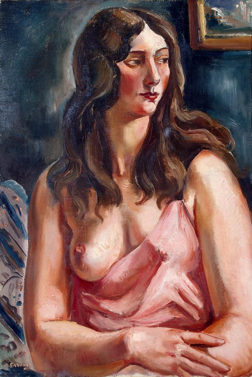 Андре Фавори. Женская фигура