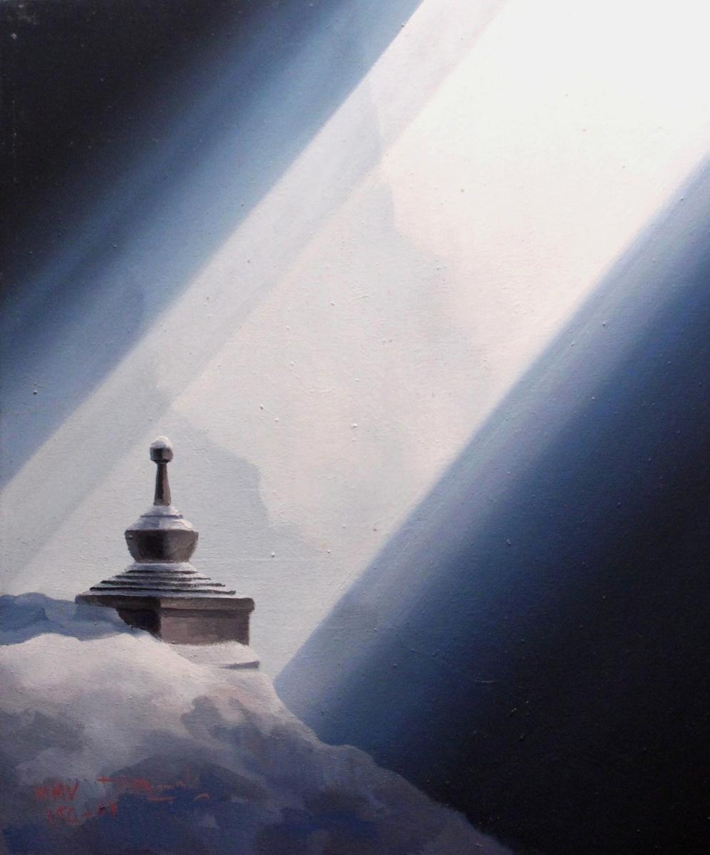 Альгимантас-Миндаугас Гинтарасович Александрайтис. A Moment Of Enlightenment