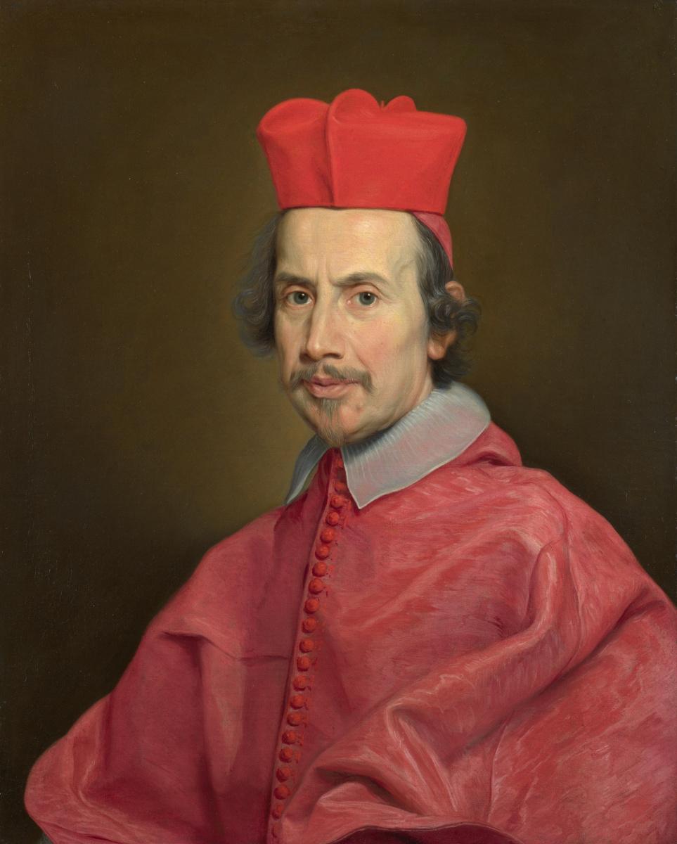 Баттиста Гаулли (Бакиккио) Джованни. Портрет кардинала Марко Галло